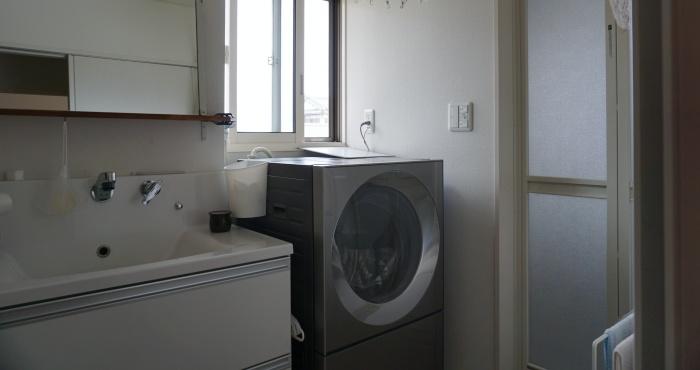 洗濯機キューブル
