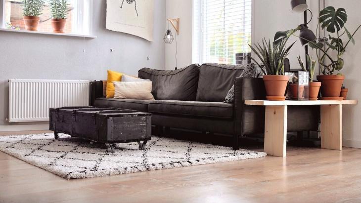 部屋のソファー