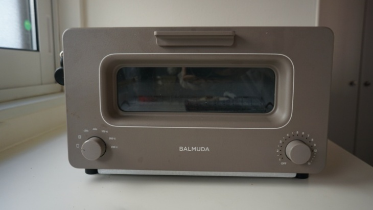 バルミューダ トースター